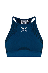 Training tank top with logo