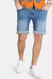 Just Junkies Mike Shorts Element Blue