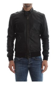 BOMBOOGIE JMFRIZ P LGW JACKET AND JACKETS Men BLACK