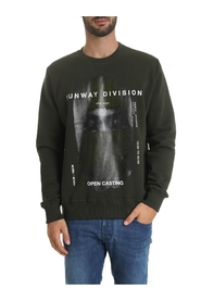Cotton sweatshirt Runway Division NUW19283 095