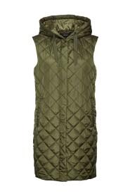 Anna 3/4 Hood Waistcoat