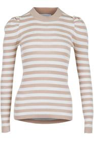 Vince Stripe Blouse