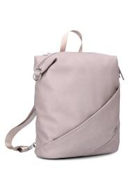 Elegant rygsæk og taske i én bag