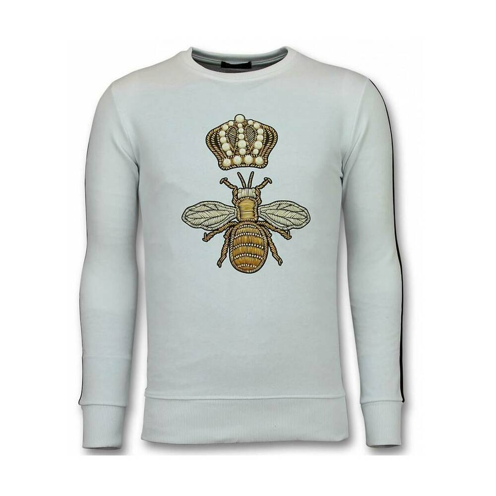 Royal Bee Sweater