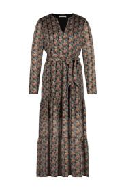 Josephine Maxi dress long sleeve