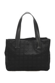 New Travel Line Canvas Tote Bag