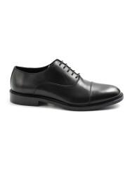 SANGIORGIO Flat shoes Black