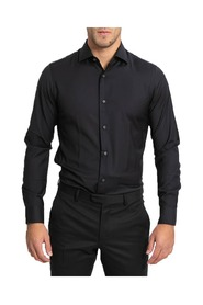 Long-Sleeve Cotton Shirt