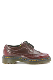 Bordeaux Oxford shoes