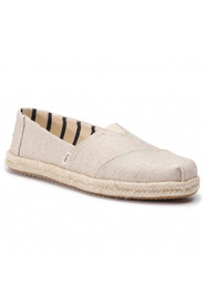 Rope Sole Canvas Shoes