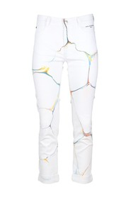Marbled Jeans