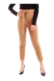 FRACOMINA FR19FMTRILLY Pants Women CAMEL