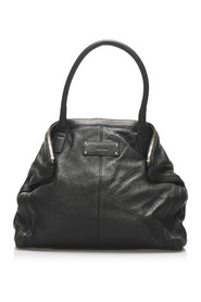 De Manta Leather Tote Bag