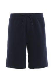 Logo broderi stretch shorts