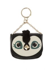 Allegra key ring with pouch