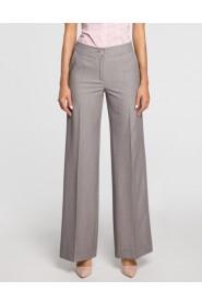 Spodnie z szerokimi nogawkami M323