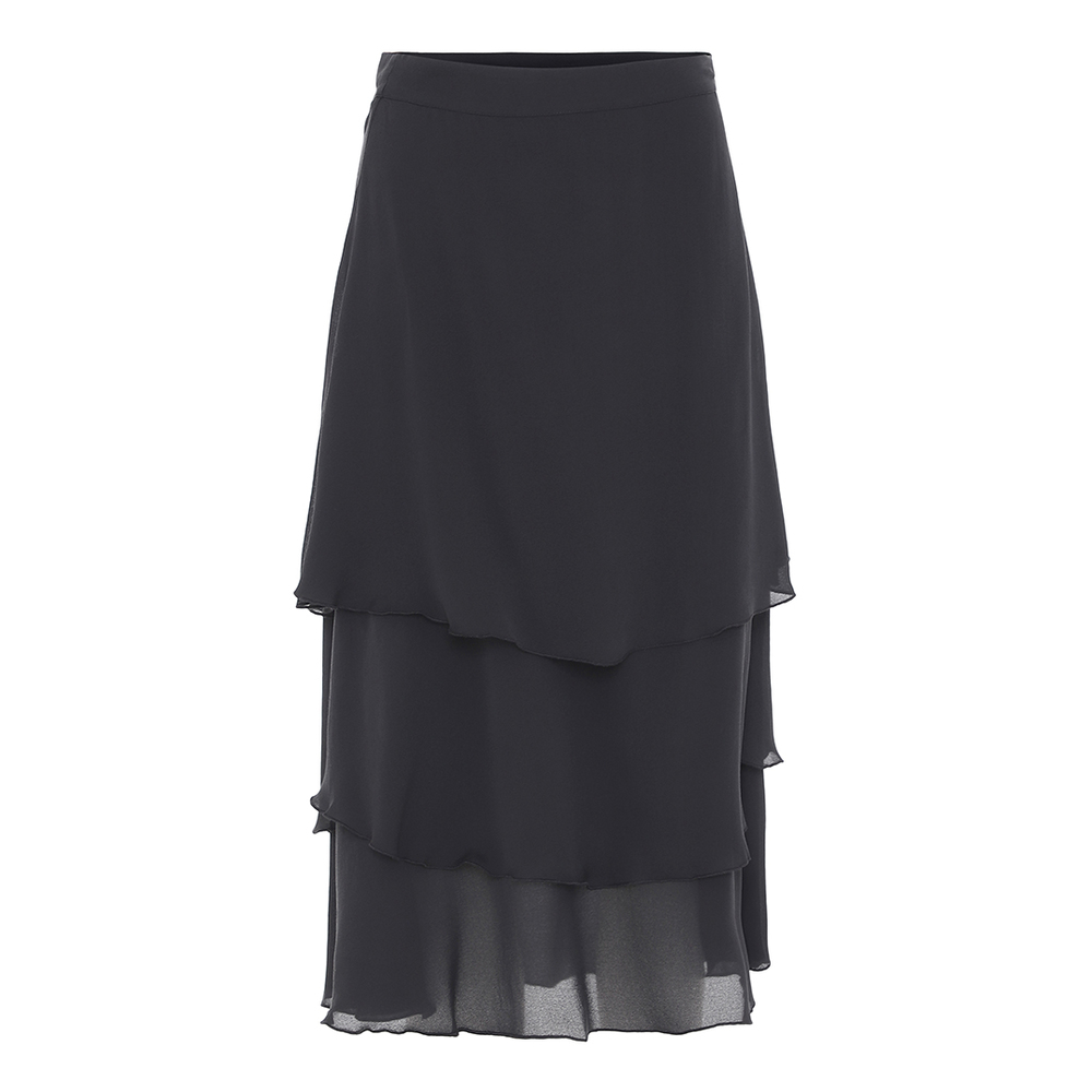 Philipa Silk Skirt