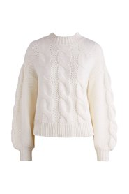 Jolina LS O-Neck Knit