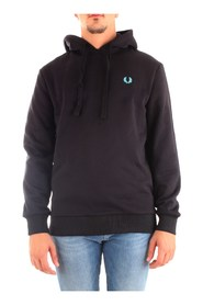 FRED PERRY M7527 Sweat Men BLACK