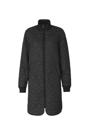 Padded Quilt Coat Clothes