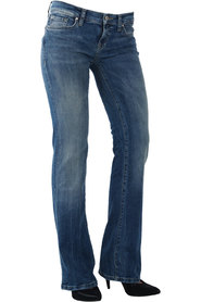 LTB Cristia Batida Wash Flared Jeans Denim