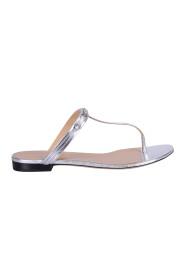 markowe sandały