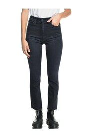 THE HUSTLER ANKLE FRAY JEANS DONNA ENCOUNTERS AT NIGHT