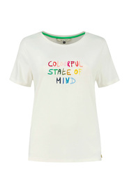 T-SHIRT COLOURFUL STATE OF MIND
