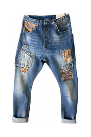 CL Patch jeans