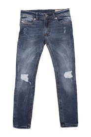 DIESEL SLEENKER J 00J3RJ JEANS Boy DENIM MEDIUM BLUE
