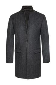 'Merton' single-vented coat