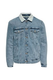 Denim jacket Teddy