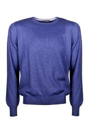 COMBED WOOL SWEATER