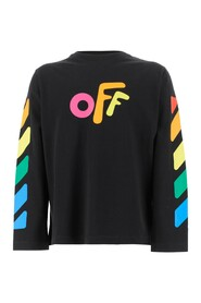 Off Rounded L/S T-Shirt