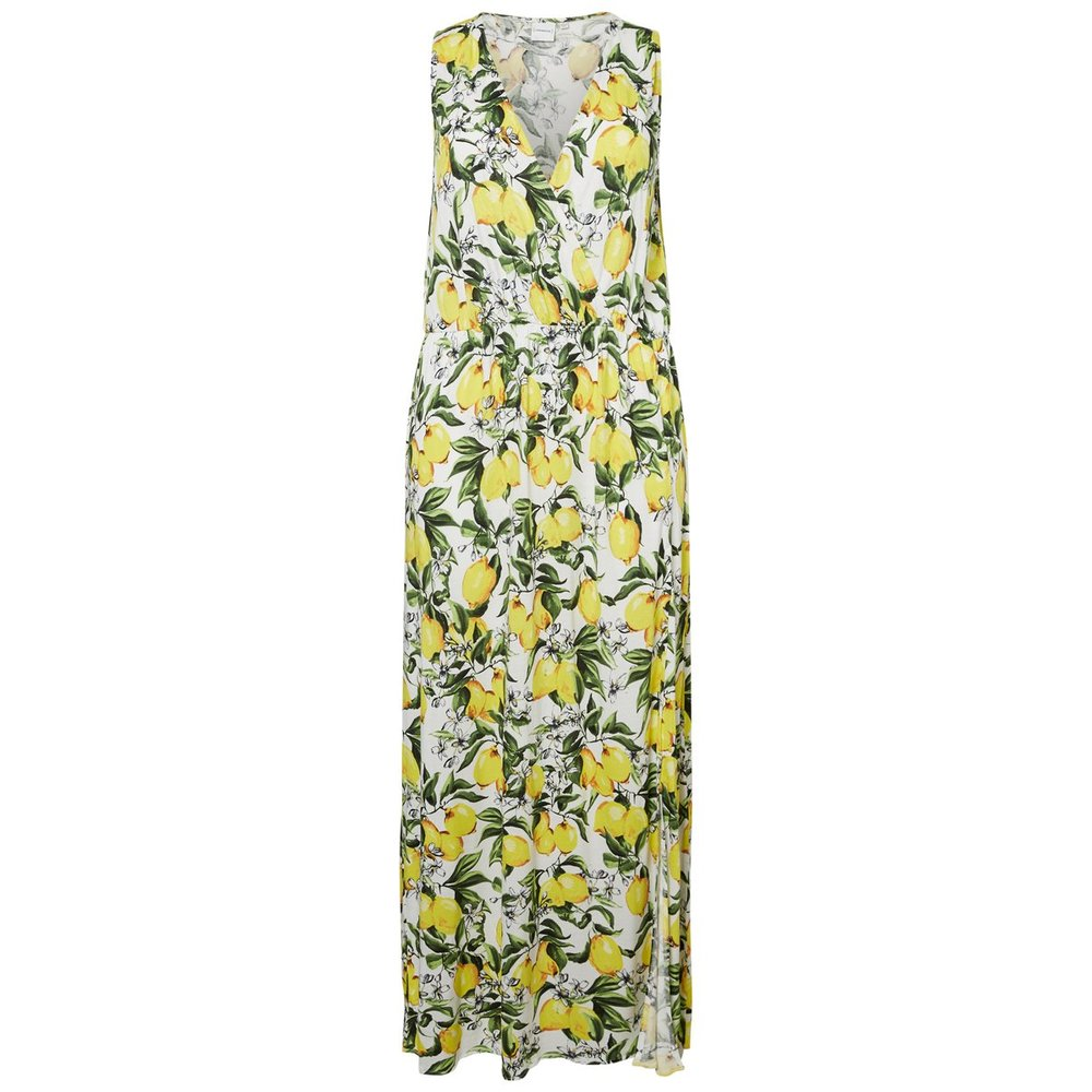 Maxi jurk All-over print