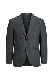 Blazer Textured single-breasted