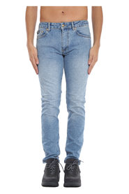 Narrow Denim Jeans