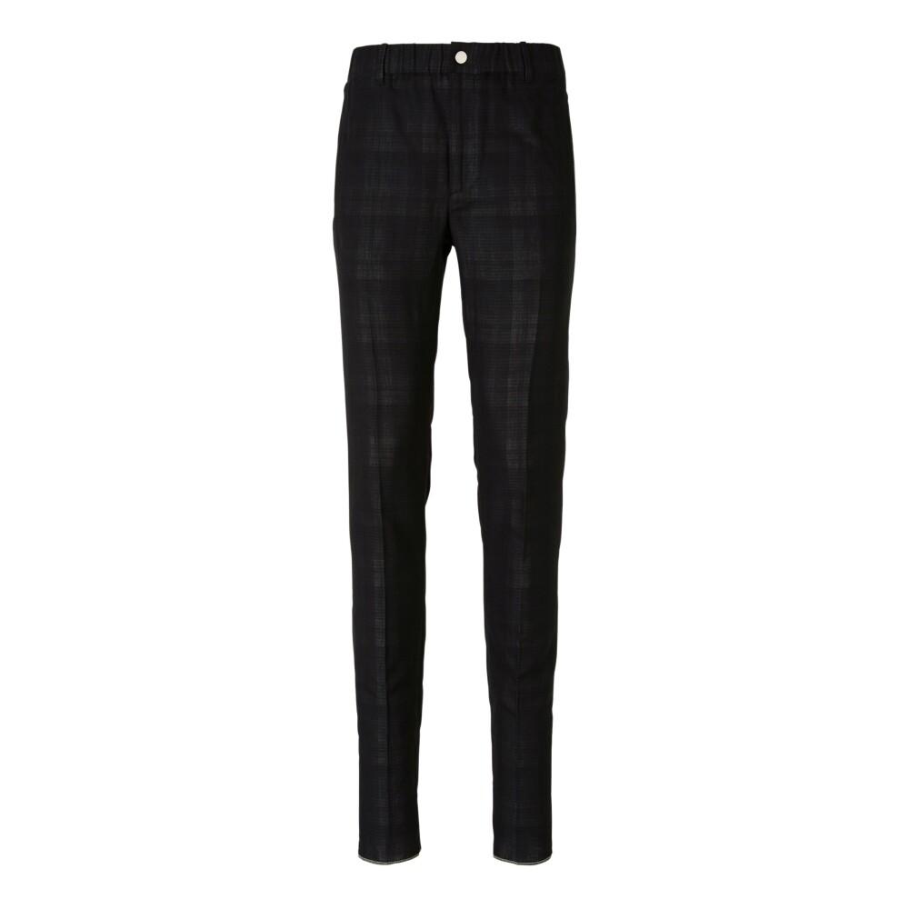 Black Trousers  Incotex  Spodnie materiałowe dopasowane  Showroom.pl RwFkc