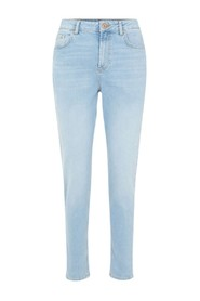 Leah Mom HW Ankle Jeans