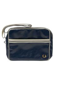 FRED PERRY Shoulder Bag Navy/ecru