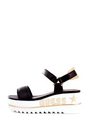 GUESS FL6LEAELE04 Sandal Women BLACK