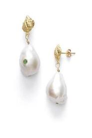 180-02 Baroque Earrings