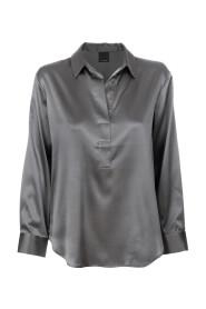 Vakker bluse i silke stretch