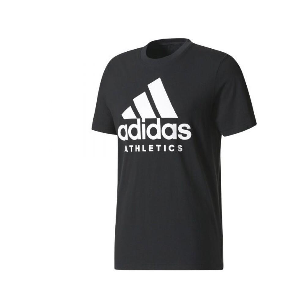 8603c5595 Svart Adidas Sid Branded T skjorte