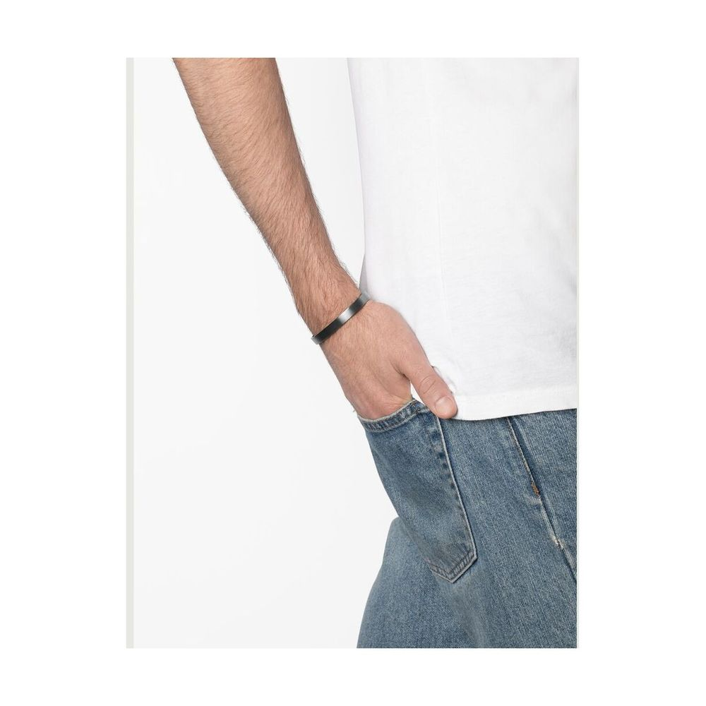 Le Gramme Old Silver 21 Grammes Cuff Le Gramme