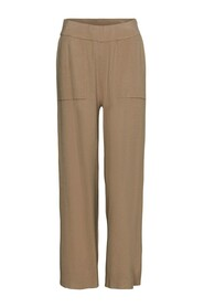 NMINES 7/8 FLARED KNIT PANTS