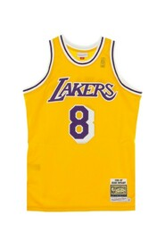 CANOTTA BASKET NBA AUTHENTIC JERSEY HARDWOOD CLASSICS NO8 KOBE BRYANT 1996-97 LOSLAK HOME