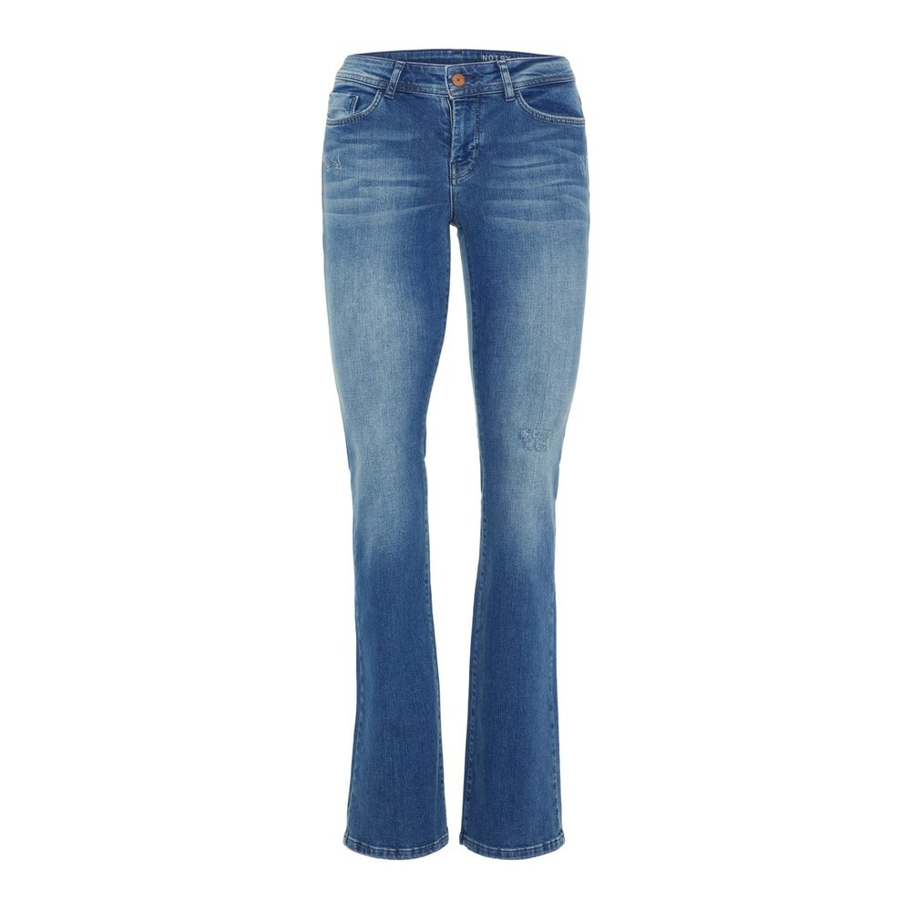 Bootcut jeans High rise