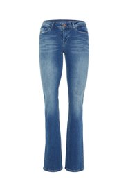 Boot-cut High rise jeans