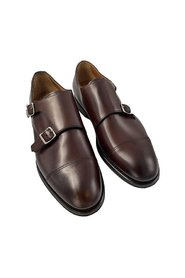 Double Buckle Cap Toe